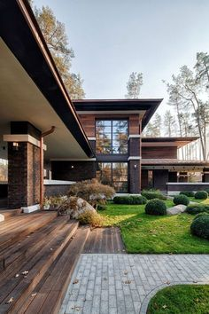 Prairie House by Yunakov Architecture | photographed by Oleg Stelmakh