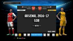 Premier League, Arsenal, Pes 2013, Arsenal F.c.