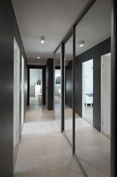 Enebolig Bestumveien Arkitekt: wood a+d Foto: Einar Aslaksen Divider, Bathtub, Wood, Furniture, Design, Home Decor, Standing Bath, Bathtubs, Decoration Home
