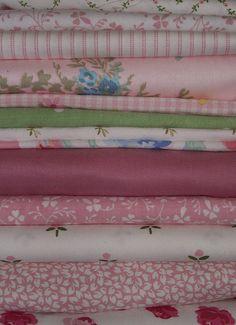 Vintage Laura Ashley Fabrics