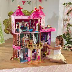 KidKraft Storybook Mansion Dollhouse | from hayneedle.com