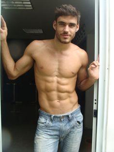 Caio Cesar (model)