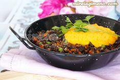 Paella de arroces con ali-oli de zanahoria en mireiagimeno.com