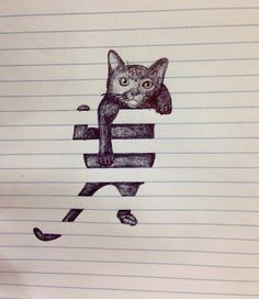 dessin-chat