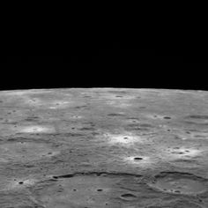 NASA/Johns Hopkins University Applied Physics Laboratory/Carnegie Institution of Washington Flying Over Mercury  This shot of Mercury's limb from the MESSENGER orbiter gives a sense of what it might be like to fly over the landscape southwest of Debussy Crater