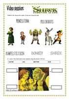 irony worksheet teaching with the movie shrek shrek worksheets and movie. Black Bedroom Furniture Sets. Home Design Ideas