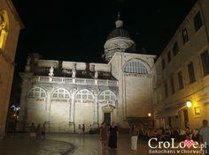 Katedra Wniebowzięcia Najświętszej Maryi Panny w Dubrowniku    http://CroLove.pl/stare-miasto-w-Dubrowniku    #Dubrovnik #Dubrownik #DubrovnikOldTown #Chorwacja #Croatia #Hrvatska