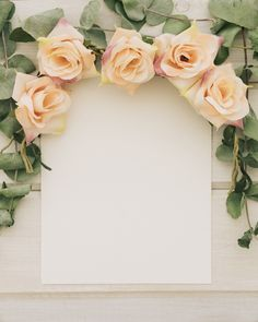 Floral frame and template Free Photo Flower Background Wallpaper, Flower Phone Wallpaper, Frame Background, Cute Wallpaper Backgrounds, Flower Backgrounds, Cute Wallpapers, Instagram Frame Template, Photo Frame Design, Birthday Frames