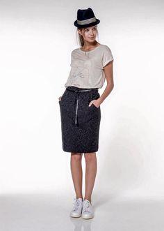 New #Bellrose outfit at #LeMaraisMaastricht! Love this! #fashion #mode #female #LeMarais #Maastricht #shopping #fall #winter #shirt #skirt