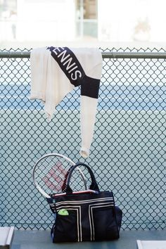 Damsel in Dior | Picking up the Racquet with Tory Sport