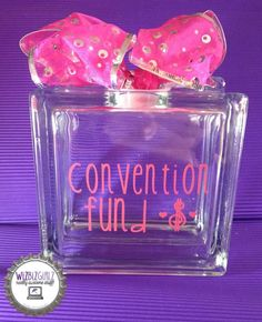 Glass Block Convention Fund Direct Sales inspired by WizBizGirlz, $26.00 - #OrigamiOwl convention!!!!