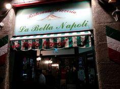 La Bella Napoli Pizzeria in Barcelona