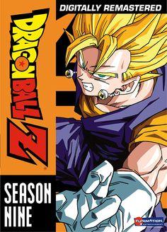 """Dragon Ball Z"" Season 9 DVD (Funimation Entertainment)"