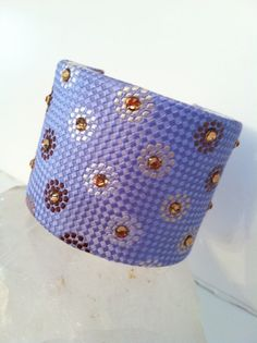 Pretty in Purple by AmyT and mom on Etsy