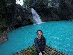 kawasan falls, Badian, Cebu Philippines