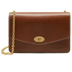 45a8797a165b Mulberry Postman s Lock Clutch ( 655) ❤ liked on Polyvore featuring bags