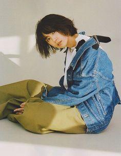 新垣結衣に恋してる : 画像#新垣結衣 #ガッキー #ゆいぼ #あらがきゆい #AragakiYui #gakky #NYLON_JAPAN