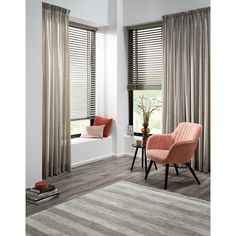 Window Coverings, My Room, Interior Inspiration, Blinds, Living Room Decor, Windows, Live, House, Home Decor
