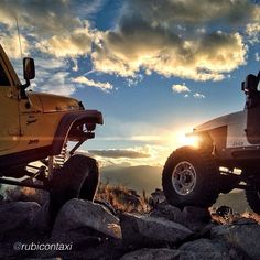 """The life  by @rubicontaxi """"It doesn't get any better then this....."""" #jeepbeef #Padgram"""