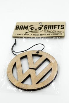 Air Freshener, Volkswagen by BamShifts on Etsy