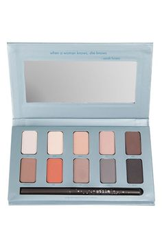 stila 'in the know' eyeshadow palette available at #Nordstrom