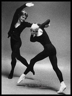 classic ... Makarova & Baryshnikov