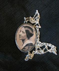 Susan B. Anthony Necklace