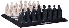 DC Collectibles 'The Sandman' Chess Set