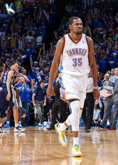 Thunder vs. Grizzlies: May 5, 2013 - Game 1 | THE OFFICIAL SITE OF THE OKLAHOMA CITY THUNDER