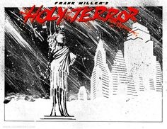 Sacro Terrore, Frank Miller – RECENSIONE