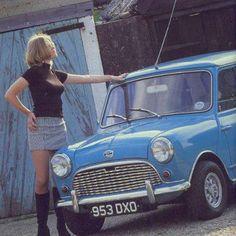 — Mini and Mini Mini Cooper Classic, Mini Cooper S, Classic Mini, Classic Cars, Audi, Porsche, Jaguar, Up Auto, Auto Rent