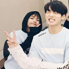 V ( Taehyung ) & Jungkook