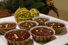 Hungarian Recipes, Christmas Cooking, Mini Cupcakes, Muffins, Nutella, Food And Drink, Cookies, Baking, Drinks