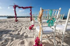 Turks and Caicos Wedding Photography | Mermaid Pictures and Printing