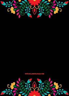 Fiesta Mexican Couples Shower Invitations by DelightPaperie