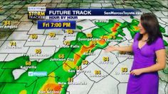 Another chance for strong storms today in #austin Tracking them #liveonKEYE this AM #keyewx #HappyFriday #ThinkRain