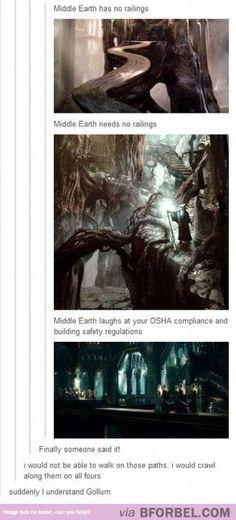 I Understand Gollum Now...