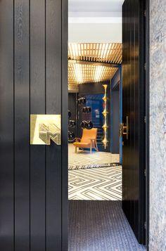Boutique Hotel Paris Faubourg Saint Honore.