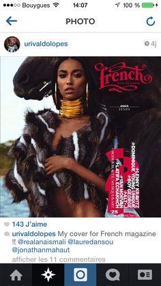 Urivaldo LOPES french magazine