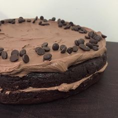 ultimate healthy chocolate party cake recipe