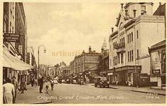 Funny Vintage Ads, Vintage Humor, Croydon, Old London, Town Hall, Surrey, Old Town, Old Photos, Opera House