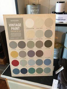 Colour Illusion, Mousse, Eyeshadow, Colour, Vintage, Furniture, Sea Salt, Vanilla, Paint