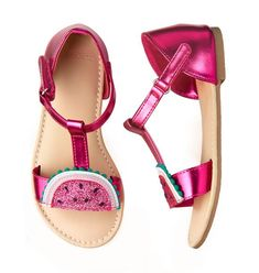 Melon Sandals, #adorable #sandles #summerstyle #ad