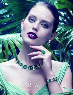 61 Ideas For Jewerly Advertising Campaign Fashion Graff Jewelry, Jewelry Ads, Jewelry Model, Emerald Jewelry, Gems Jewelry, High Jewelry, Luxury Jewelry, Jewelry Necklaces, Fashion Jewelry