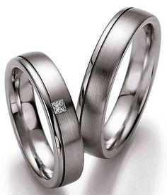 Collection Ruesch Nowotny platinum wedding rings 73 / 10007-73 / 10008  #10007 #collection #nowotny #platinum #rings #ruesch #wedding