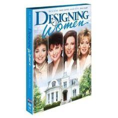 #Designing #Women Season 2 #DVD #2009 4-Disc Set #entertainment #comedy #tvseries #deltaburke #anniepotts #dixiecarter #jeansmart