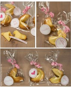 Wedding Gifts For Guests Gastgeschenk_Glückskekse Wedding Trends, Wedding Tips, Diy Wedding, Wedding Planning, Dream Wedding, Wedding Hacks, Wedding Gifts For Guests, Wedding Favours, Guest Gifts