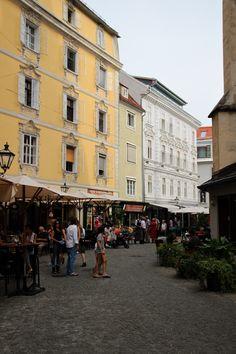 Graz - some of my favorite places Graz Austria, Street View, Places, Travel, Summer, Tips, Viajes, Destinations, Traveling