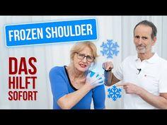 Auf dieser Seite kannst du dir unsere besten Übungen gegen eine Frozen Shoulder ansehen. Wenn du sie regelmäßig machst, kannst du deine Schmerzen schnell in den Griff bekommen.