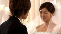 Kim Hyun Joong como Baek Seung Jo y Jung So Min como Oh Ha Ni. Korean Tv Shows, Korean Drama Series, Korean Actors, Korean Dramas, Playful Kiss, Live Action, Baek Seung Jo, Drama Gif, Itazura Na Kiss